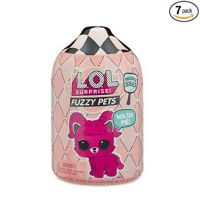 Boneca LOL - Fuzzy Pets with Washable Fuzz & Water Surprises