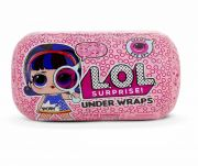 Boneca LOL - Série Capsula Under Wrap Doll - Wave 1